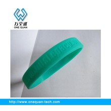 New arrival!! wristbands silicone with custom logo, the cheaper price
