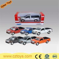 Promotional 1:32 Scale Pull Back Diecast Metal Model Car Toy With Light and sound