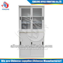 Brand new steel metal office wooden file cabinet made in China
