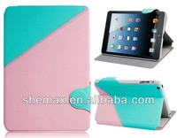 Magnetic Smart Cover Case PU Leather with Stand For Apple iPad Mini Sleep and Wake up