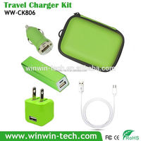 usb power bank case kit for universal use