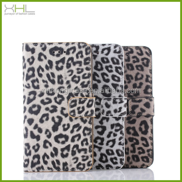 alibaba leopard print cell phone case for LG G3 with China Supplier