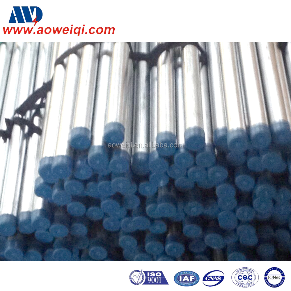 Hangzhou China cheapest custom galvanized imc steel pipe
