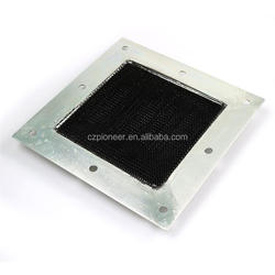 EMI RFI shield honeycomb vent for RF cage/cabinet/box