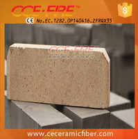 CCEFIRE customized shape refractory high alumina firebricks