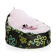 Hippy Daze Pink baby first chair, babies' beanbag sofa , multifunctional baby beanbag