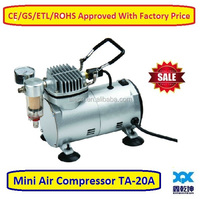 Mini Piston Air Compressor (TA-20A)