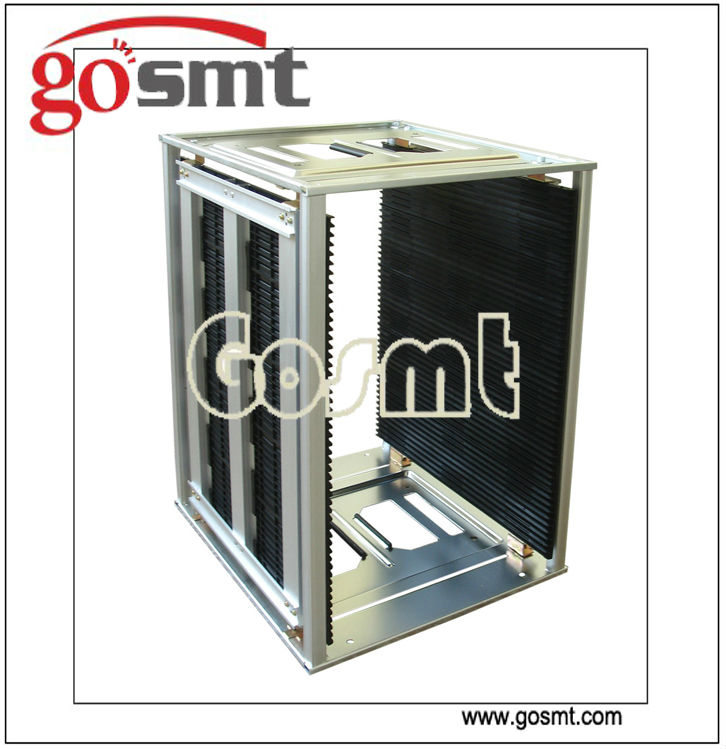 SMT ESD Magazine Rack Screw Adjustment