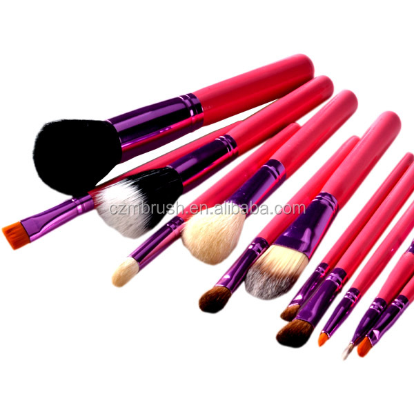 2014 top sale make up brushes