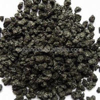 S 0.1% calcined petroleum coke as carbon additive size:10-20mm