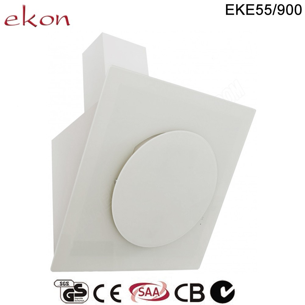 CE GS CB SAA Approved Best Selling White Glass 90cm Wall Mounted Chinese Kitchen Hood Prices