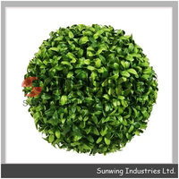 Sunwing latest artificial trees and flowers outdoor privacy hedges