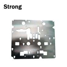 China oem precision aluminum/ stainless steel metal laser cutting service