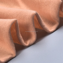 Best quality 40S yarn combed garment cotton fabric for t shirt
