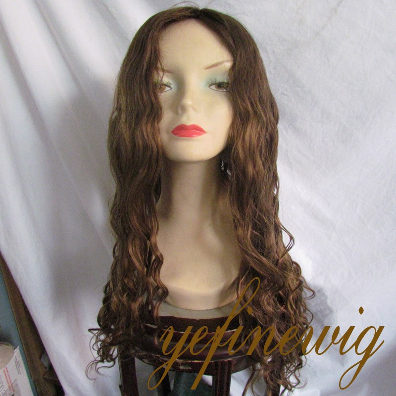 Looking Natural Afro Kinky Curly Full Lace Wigs