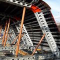 Sucoot Made In Taiwan Hot Dip Galvanized Building Curve Formwork System