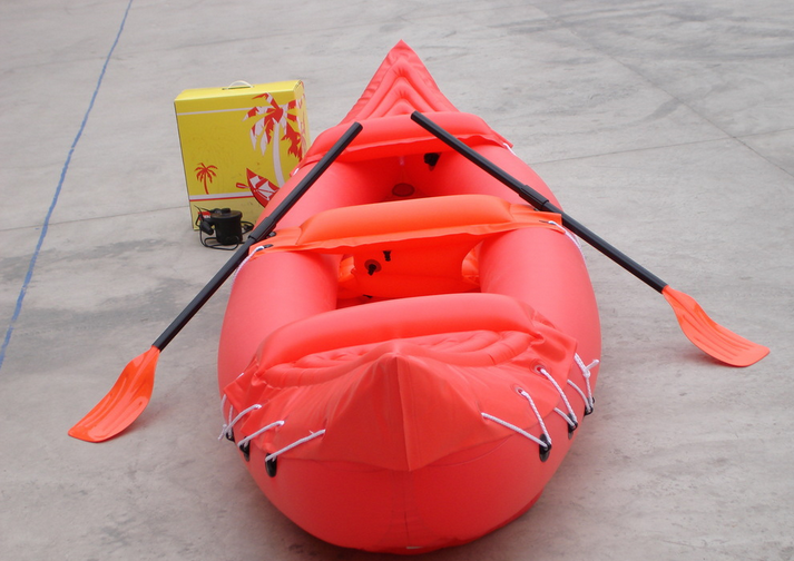 Hot-sale Inflatable Kayak / Canoe for 3 Person