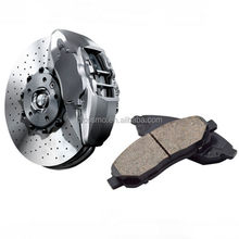 Auto spare parts disc brake pad for toyota parts