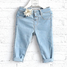 Wholesale customized OEM fashion new style pants baby boys jeans