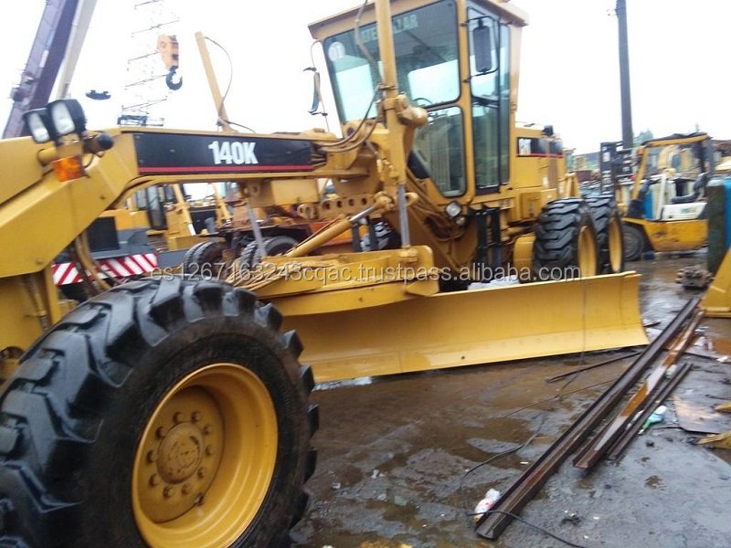 used caterpillar motor grader 140K for sale *FREE INSPECTION*