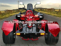 Jinling quad atv JEA-31A-09 China EEC approvaled Loncin 300cc 14 inch tire quad atv quad