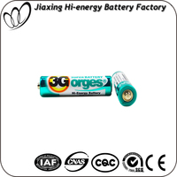 Dry battery R03p zinc carbon 1.5v battery size aaa