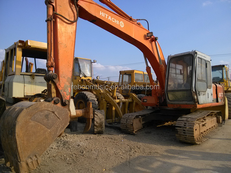 Used Hitachi EX120-1 Excavator Hitachi EX120-1, EX120-5 Japan excavator