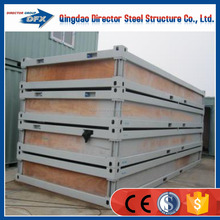 cargo container building cost