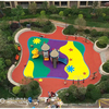 Top Quality Playground Wet Pour Rubber Surface EPDM Rubber Granules