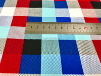 100 polyester microfiber fabric/printed brushed polyester fabric