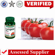 Msds water soluble biological 10% powder lycopene extraction from tomato