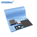 Fiberglass free samples thermal conductive pad for Notebook PC