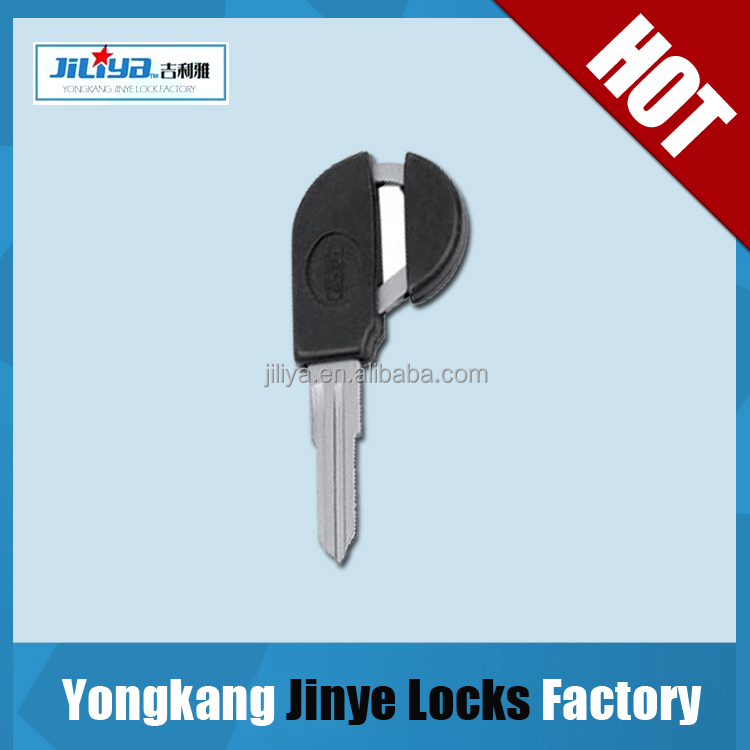 promotional durable smart metal steel brass nickel plated hotel door motor car ssangyong remote key