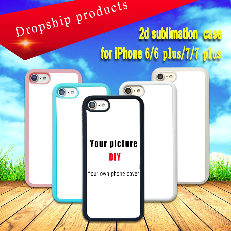 dropship products 2D sublimation phone case for iPhone 5 5s se for iphone case dropship