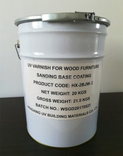UV Varnish sanding coating for wooden furniture