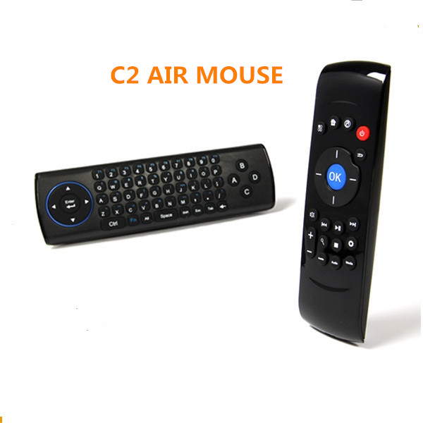 Hot selling Remote Control 2.4g Wireless Android Gyroscope air mouse for x96 tv box