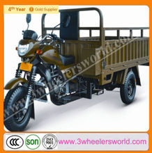 China 2014 New 250cc Motorised Cargo Diesel Tricycle for Handicap with Air Cooling Engine for sale