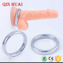 high quality adult sex toys free sample donut metal man weighted cock ring for gay