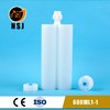 600ml 1:1 dual tube China Supply for AB epoxy and sealant in Construction