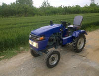 Agriculture mini tractor grass mower in china