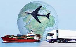 Consolidated shipment from China to Germany France UK by sea Door to door