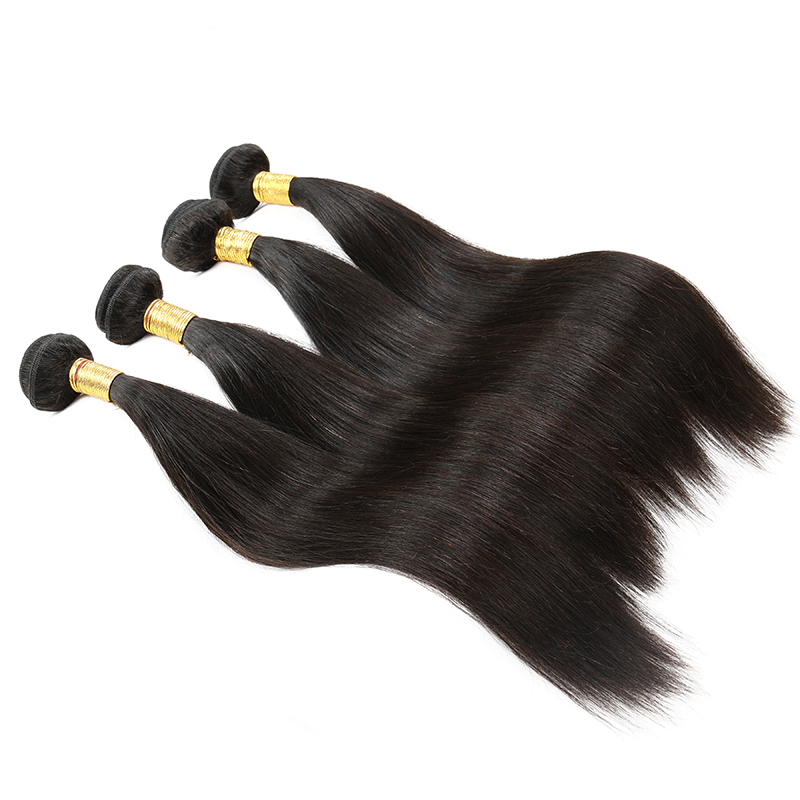 Bhf Hair Peruvian Hair Weft Natural Straight Hair <strong>Weave</strong>