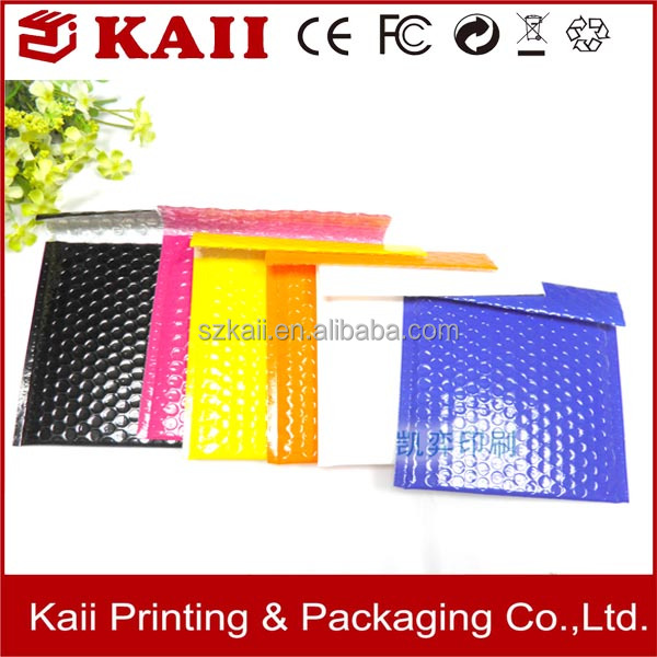 high quality poly padded bubble envelope mailer with low price supplier in China