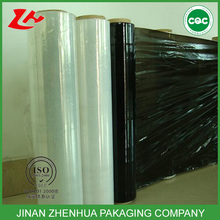 Gloss and transparency High stretch resilience ability lldpe packaging film