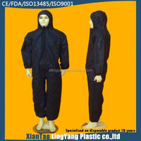 100% pp Reflective Flight Pilot coveralls