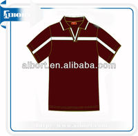 New Design Summer Volleyball polo shirts custom