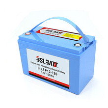 Deep cycle life 12v 100ah lithium ion battery for solar systems 12v