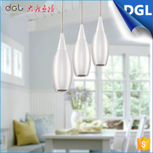 Indoor decorative Led Office Lighting Contemporary Pendant Light Modern ceiling led light for coffee bar/dinning room