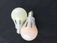 9W E27 LED Bulbs,40W Incandescent Bulbs Equivalent, Not Dimmable, 500lm, Warm White, 2700K, 360 Degree
