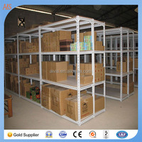 Nanjing aivis long span medium duty industrial shelving for warehouse storage solution